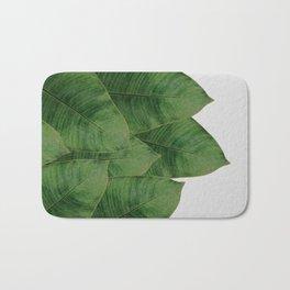 Banana Leaf III Bath Mat