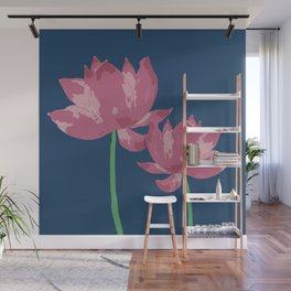 lotus Wall Mural