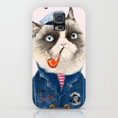 Sailor Cat VII Slim Case Galaxy S5