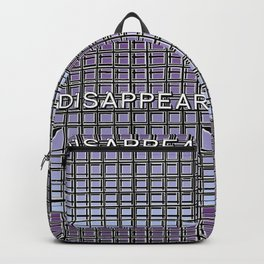 Disappear! Backpack