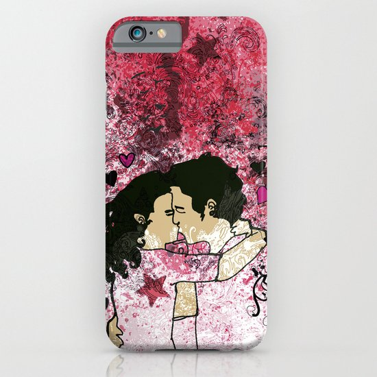 The Kiss iPhone & iPod Case