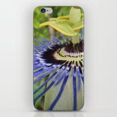 Passiflora iPhone & iPod Skin