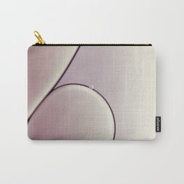 oil and water abstract III Carry-All Pouch