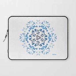 """Hakakā a hohonu"" (lucha profunda en verano) Laptop Sleeve"