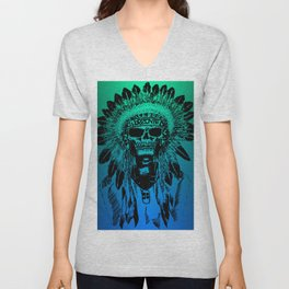 THE CHIEF Unisex V-Neck