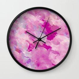 Abstract 46 Wall Clock