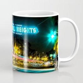 Normal Heights (San Diego) Sign - SD Signs Series #2 Coffee Mug