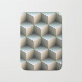 Ambient Cubes Bath Mat