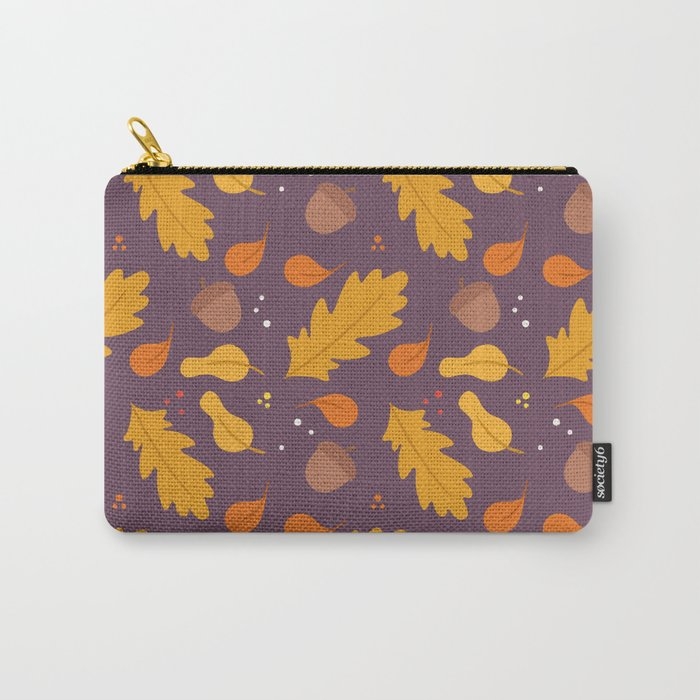 Autumn is Coming Carry-All Pouch