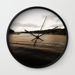 Intracoastal Wall Clock