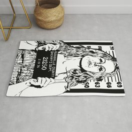 Devil's Rejects Baby Rug