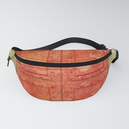 Red Doors Fanny Pack