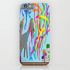 Artistic kitten  iPhone 6s Slim Case