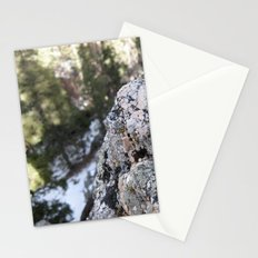 Crystalline Moss Stationery Cards