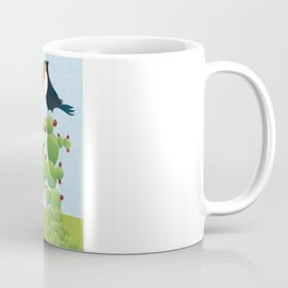 The Bees, The Birds and The Caterpillar Coffee Mug