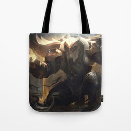 Arclight Yorick League Of Legends Tote Bag