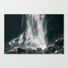 Thunderings Falls II Canvas Print