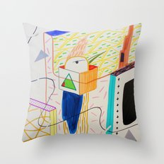 TORNASOL Throw Pillow