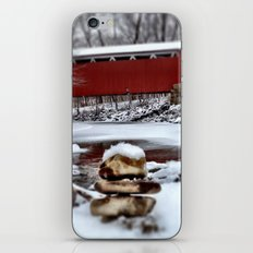 Covered Bridge Clarity iPhone & iPod Skin