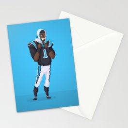 Cam Newton Stationery Cards