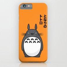 Totoro Pop Art - Orange Version Slim Case iPhone 6s