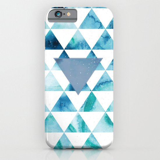 Triangle Sky iPhone & iPod Case