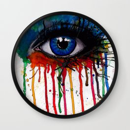 See My Soul Wall Clock