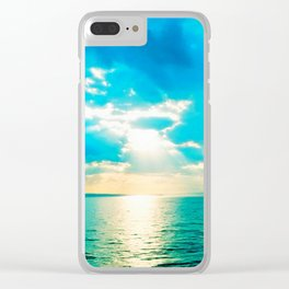Horizons Clear iPhone Case