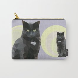"""""""Resting bitch face"""" cat Carry-All Pouch"""