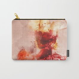 Fanning The Flames Carry-All Pouch