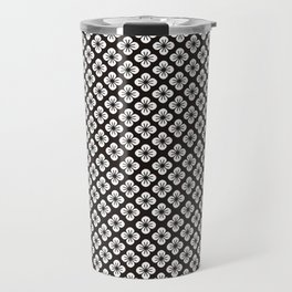 Beautiful Pattern #1 Japanese flowers Travel Mug