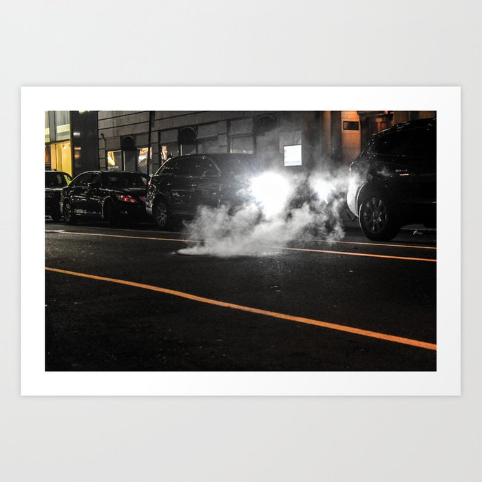 ArtWork New York City Street Photo Art Art Print