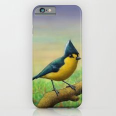 Yellow Tit Slim Case iPhone 6s