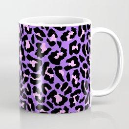 Neon leopard Coffee Mug