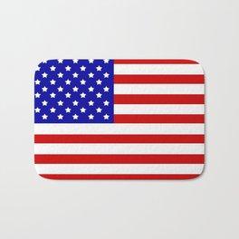 Original American flag Bath Mat