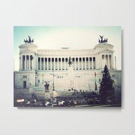 Il Vittoriano, Rome Metal Print