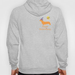 Funny Halloween Design with Dachshund or Wiener Dog - Great Gift for Dog Lovers Hoody