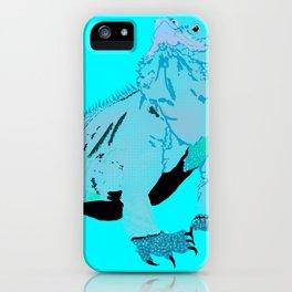 Goanna iPhone Case