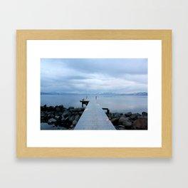 Tahoe Vista Framed Art Print