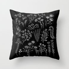 Plant Lyfe (no.2) Throw Pillow