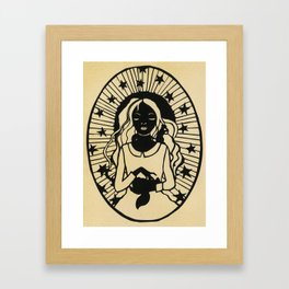 Soothsayer Framed Art Print