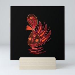 Samira I Mini Art Print