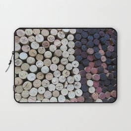 Too Many Corks Laptop Sleeve
