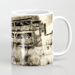 Dickens Inn Pub London vintage Coffee Mug