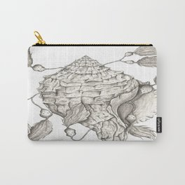 Shell of Faith Carry-All Pouch