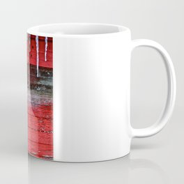 Chicken Coop Icicles Coffee Mug