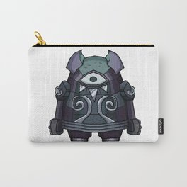 Stone Stare Carry-All Pouch
