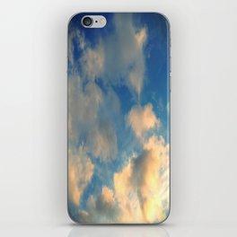 golden cloud. iPhone Skin