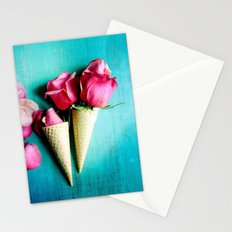 Double Date Stationery Cards