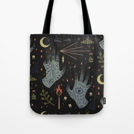 A Curse Upon You! Tote Bag